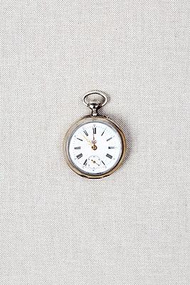 Taschenuhr - p238m1040502 von Anja Bäcker