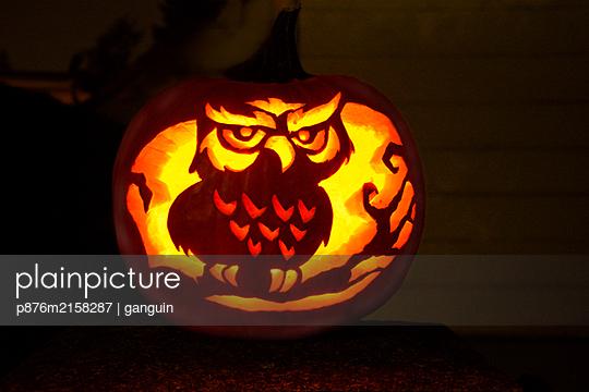 halloween pumpkin - p876m2158287 by ganguin