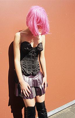 Traurige Nutte - p0451841 von Jasmin Sander