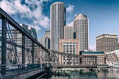 Boston Seaport - p401m2232254 by Frank Baquet