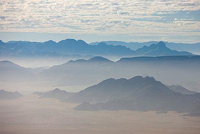Aerial photo, Sossusvlei, Namib Naukluft National Park, Namibia, Africa - p871m1073544f by Thorsten Milse