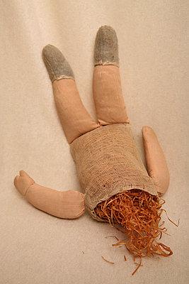 Doll - p165m881003 by Andrea Schoenrock