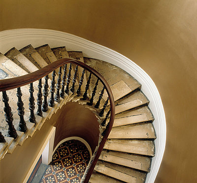 Staircase - p3880285 by Ulrike Leyens