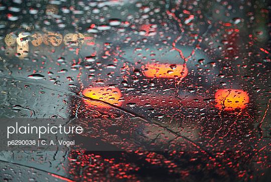 Schlechte Sicht im Verkehr - p6290038 von C. A. Vogel