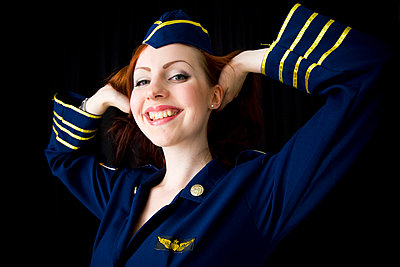 Stewardess - p4130523 by Tuomas Marttila