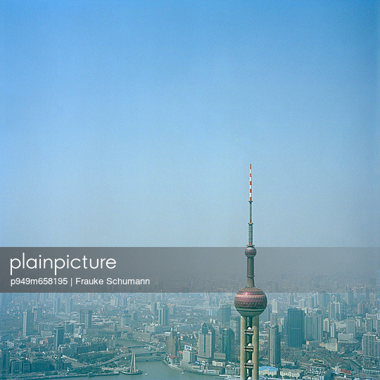 Pearl Tower - p949m658195 by Frauke Schumann