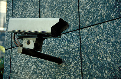 Security camera - p0190162 by Hartmut Gerbsch