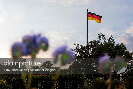 Deutscher Schrebergarten - p1579m2193153 von Alexander Ziegler