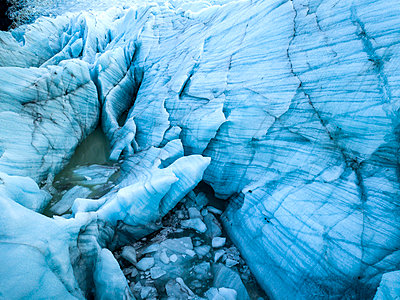 Iceland, Vatnajoekull National Park, Jokulsarlon, glacier ice - p300m2069378 von David Agüero Muñoz