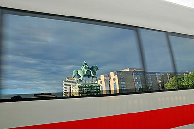 High speed train - p9793507 by Allgoewer