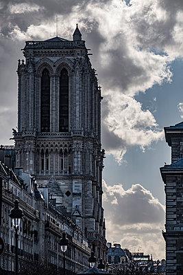 Kathedrale Notre-Dame de Paris - p1243m1515689 von Archer