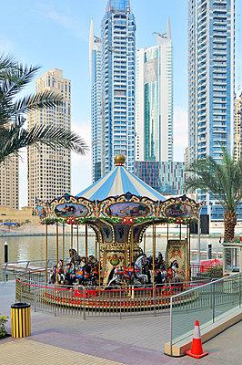 Merry-go-round;  Dubai - p715m807987 by Marina Biederbick