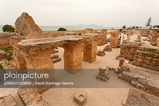 Tunisia, Archaeological Site of Carthage