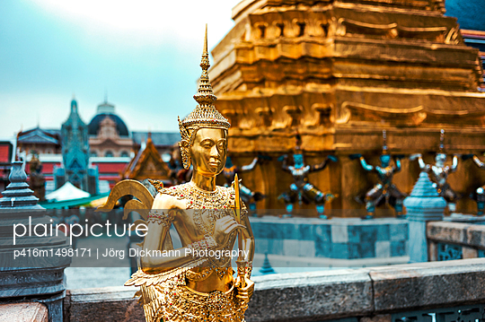 Bangkok - p416m1498171 von Jörg Dickmann Photography
