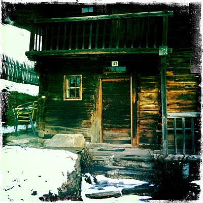 alte Hütte - p979m1146601 von Werner Gritzbach