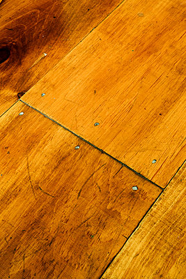 Older Hardwood Flooring - p5551166f by LOOK Photography