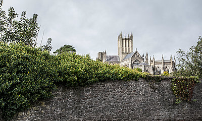 Wells Cathedral - p1234m1044602 by mathias janke