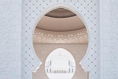 Scheich Zayed Moschee - p1273m1467586 von melanka