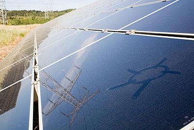 Solar panel - p5030162 by Fabrice Arfaras