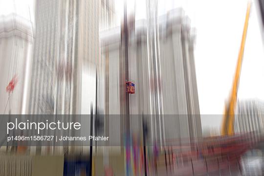 Aufzug - p1496m1586727 von Johannes Pfahler