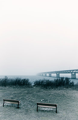 Aussichtsplatz mit Weitsicht - p1443m1502108 von SIMON SPITZNAGEL