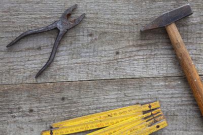 Werkzeug bereit - p4540979 von Lubitz + Dorner