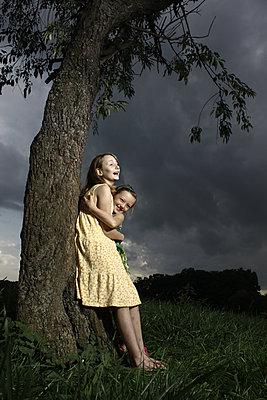 Sibling love - p1019m2141662 by Stephen Carroll