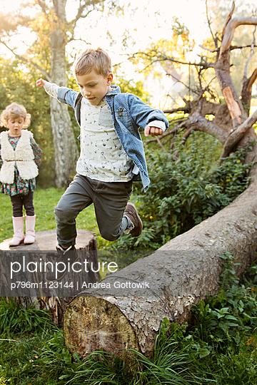 Familienausflug - p796m1123144 von Andrea Gottowik