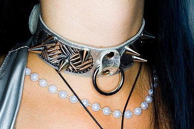 Necklace - p4130283 by Tuomas Marttila