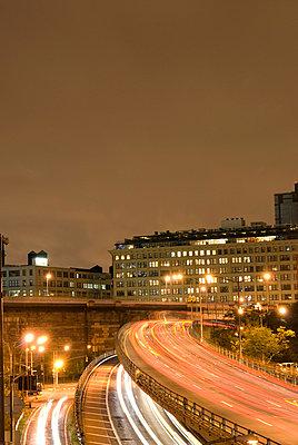 Highway, Brooklyn, New York City - p5690021 by Jeff Spielman