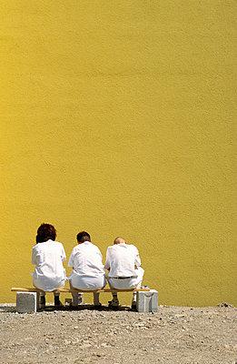 Drei in einer Reihe - p1080142 von Thomas Kummerow