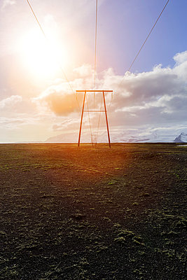 Pylons - p1280m2008547 by Dave Wall