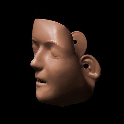 Maske 1 - p1247m1048251 von Hannes S. Altmann