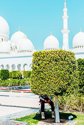 Abu Dhabi - p1482m1556486 von karsten lindemann