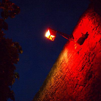 Night in Arles - p9270008 by Florence Delahaye
