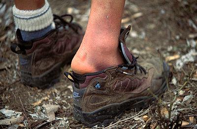 Gequälter Fuß - p0670238 von Thomas Grimm