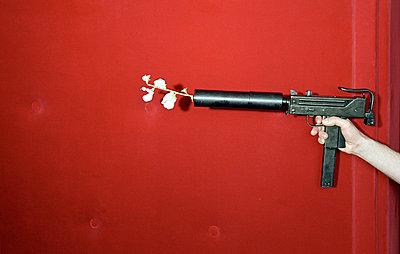 Waffenstillstand - p4470246 von Anja Lubitz