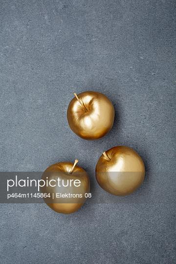 goldene Äpfel - p464m1145864 von Elektrons 08