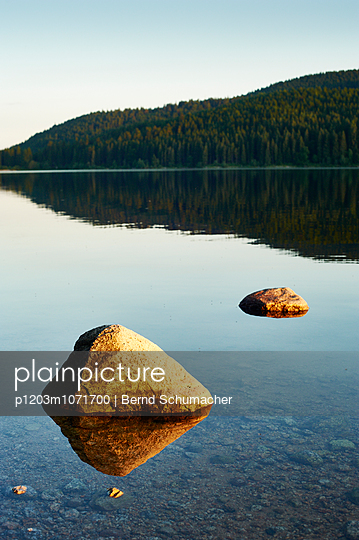 Bathing place - p1203m1071700 by Bernd Schumacher