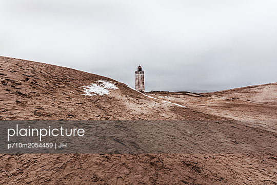 Leuchtturm von Rubjerg Knude - p710m2054459 von JH