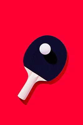 Ping pong - p1149m1592061 by Yvonne Röder