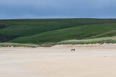 Tolsta Beach - p417m2013904 by Pat Meise