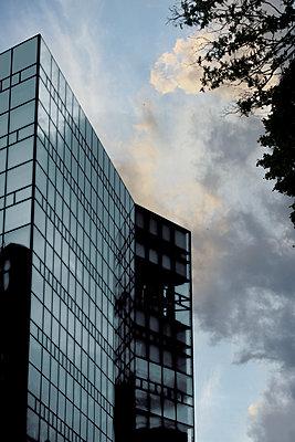Glasfassade    - p450m1452541 von Hanka Steidle