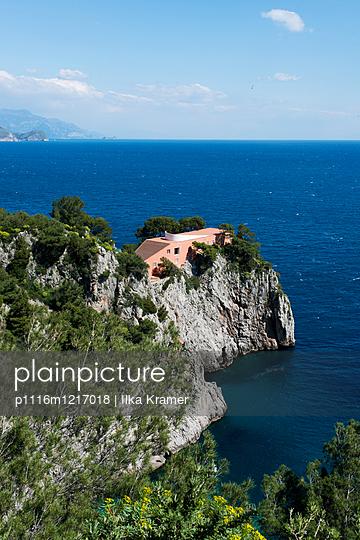 Villa Malaparte - p1116m1217018 von Ilka Kramer