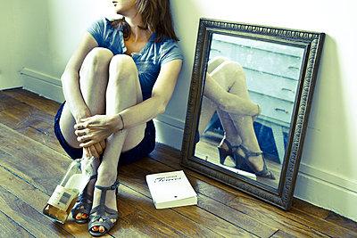 Einsamkeit - p631m913075 von Franck Beloncle