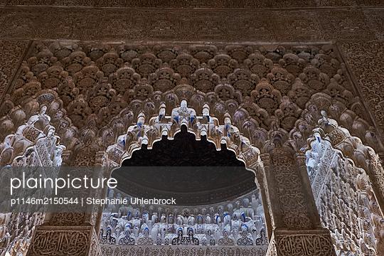 Granada, Alhambra - p1146m2150544 by Stephanie Uhlenbrock