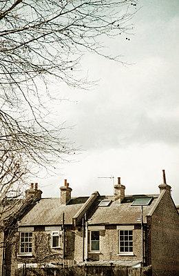 Viktorianische Häuser - p1248m1538612 von miguel sobreira