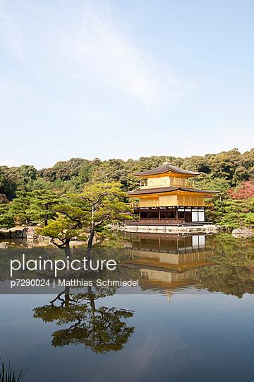 Goldener Tempel Kinkaku-ji - p7290024 von Matthias Schmiedel
