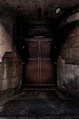 Back door - p1280m1094178 by Dave Wall
