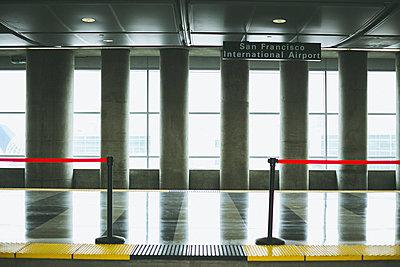 BART Station - p1290m1152439 by Fabien Courtitarat